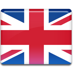 UK flag square